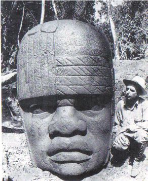 Who Were The Olmecs
